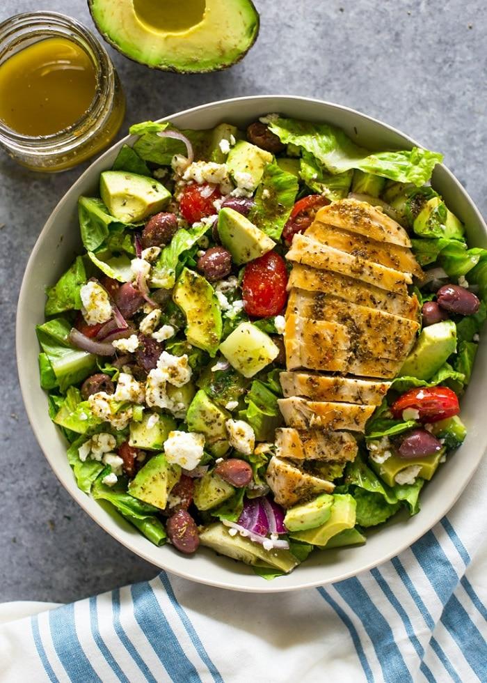 thực đơn ăn trưa giảm cân