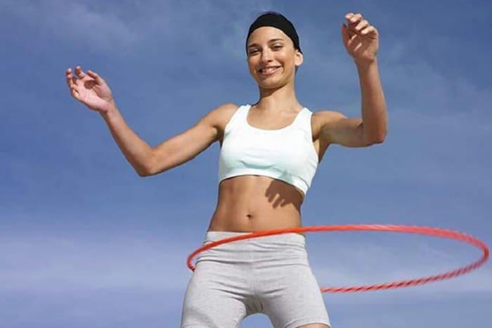 lắc vòng có giảm mỡ bụng không
