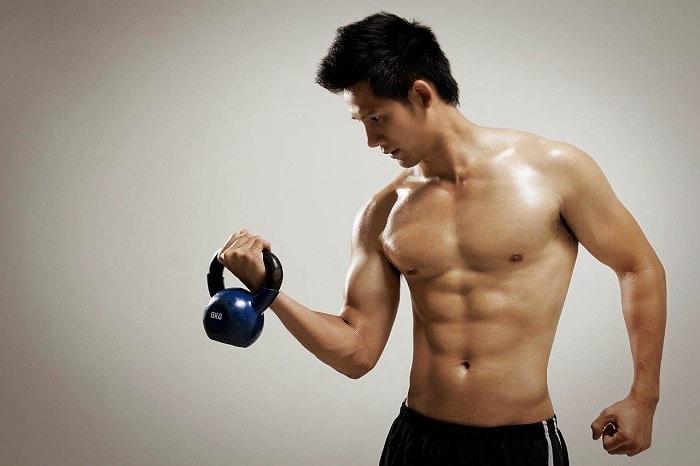 Nếu muốn tăng cân thì cần phải xác định mục tiêu cũng như nắm được các nguyên tắc khi luyện tập gym.