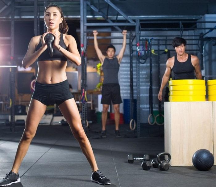 lịch tập gym tăng câncho người gầy
