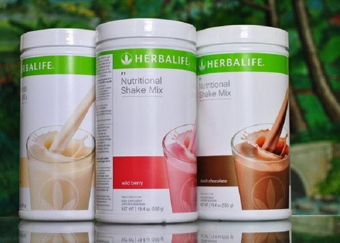 Sữa giảm cân Herbalife F1.
