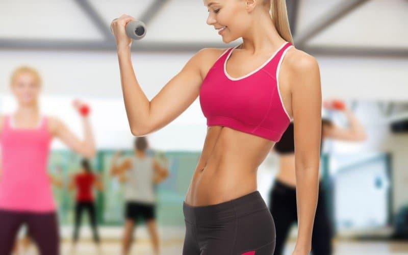 Nếu muốn tăng cân thì bạn nên tập các bài phù hợp và theo lịch của hướng dẫn.