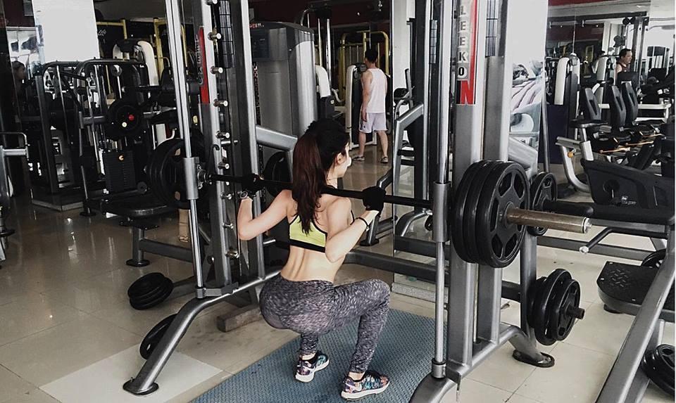 Bài tập gym tăng cân hiệu quả nhất