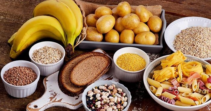 Tinh bột tốt có vai trò giúp hệ tiêu hóa hoạt động tốt.