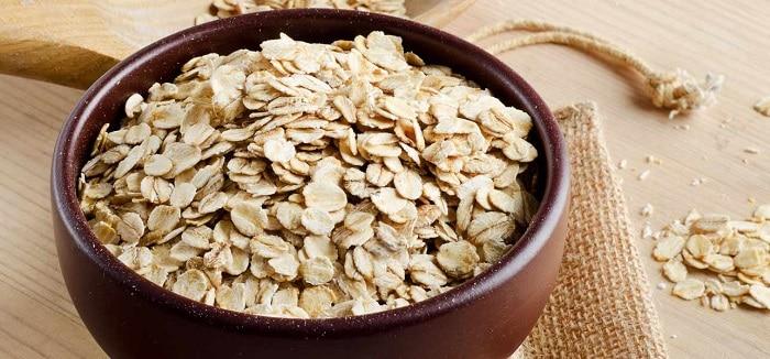 Đừng quên yến mạch – một thực phẩm giàu dinh dưỡng và chất xơ rất tốt để bạn giảm cân.