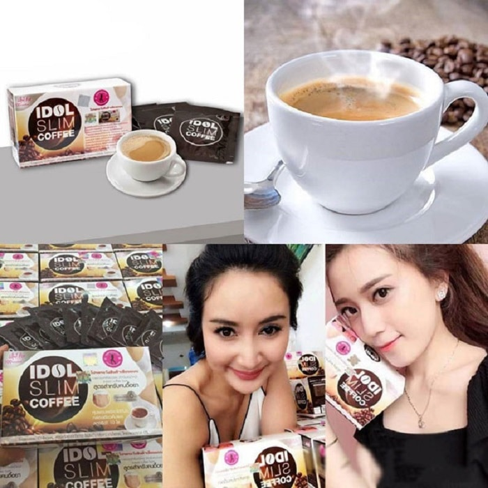 Giảm cân coffee idol slim