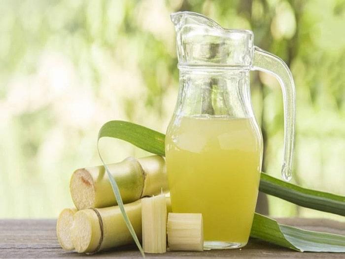 Nước mía còn cải thiện sức khỏe đường ruột.