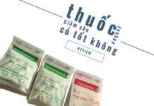 Thuốc giảm cân Yanhee Thái Lan có tốt không?