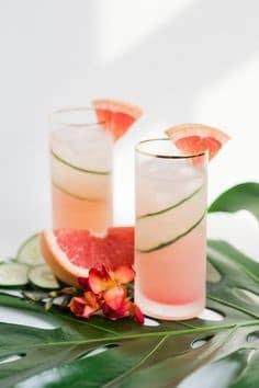 uống nước vỏ bưởi giảm cân