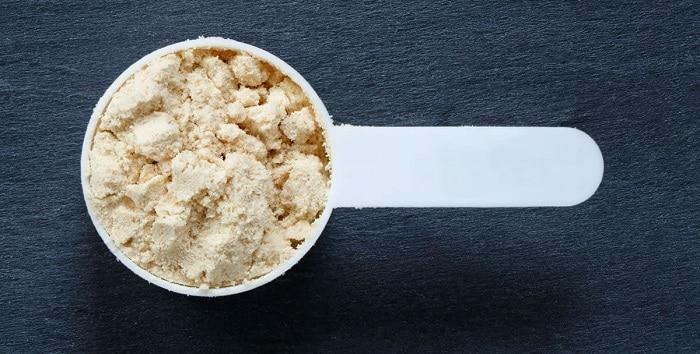 Bên cạnh nạp thức ăn giàu protein, BCAA thì bạn có thể sử dụng thực phẩm bổ sung BCAA.