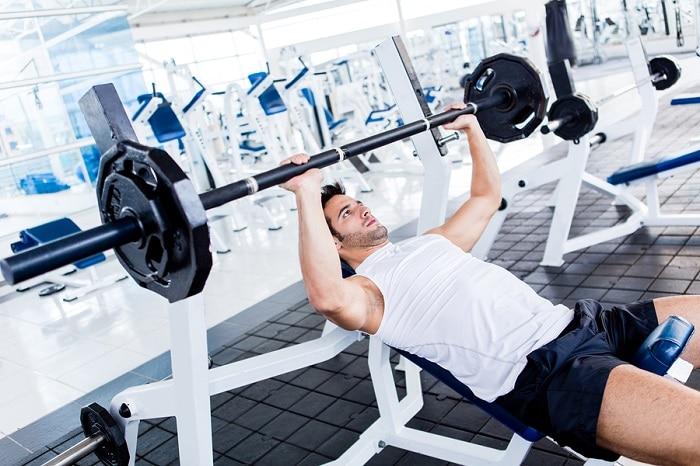 hướng dẫn tập gym nam