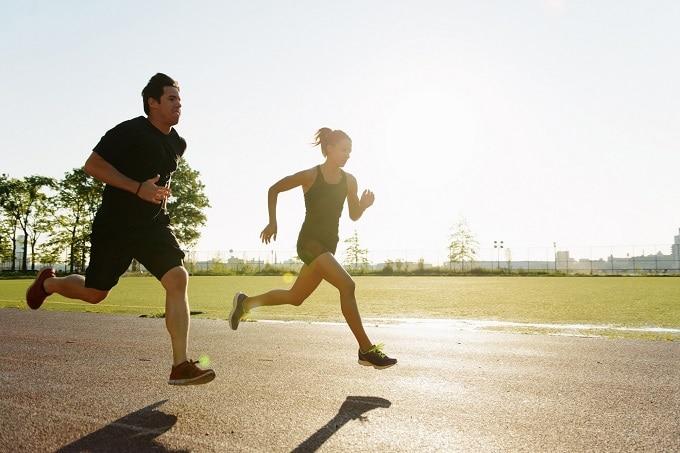 chạy bộ có giảm cân ko