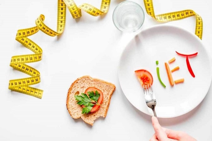 chế độ ăn gm diet