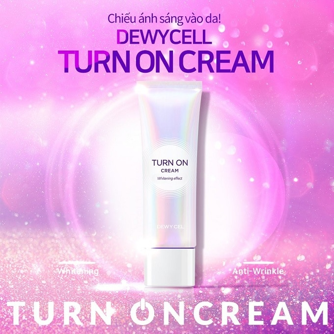Dewycel Turn On Cream