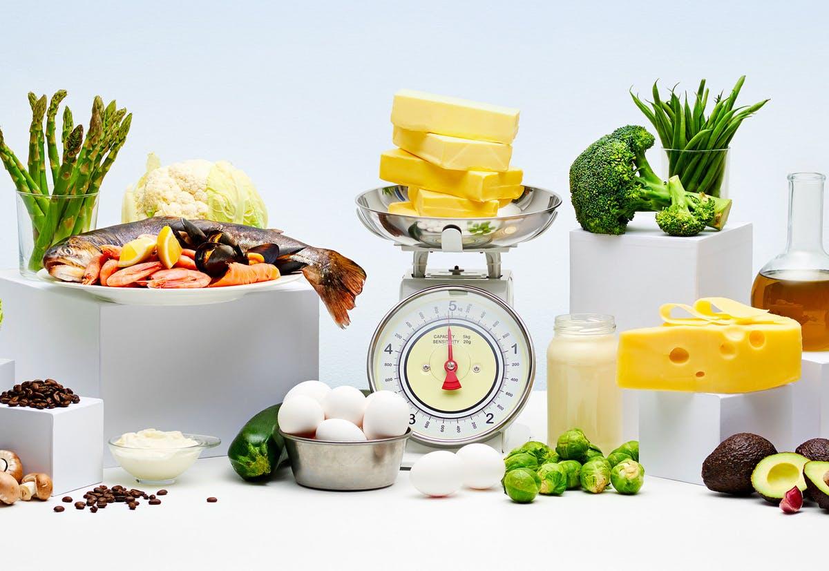 giảm cân keto