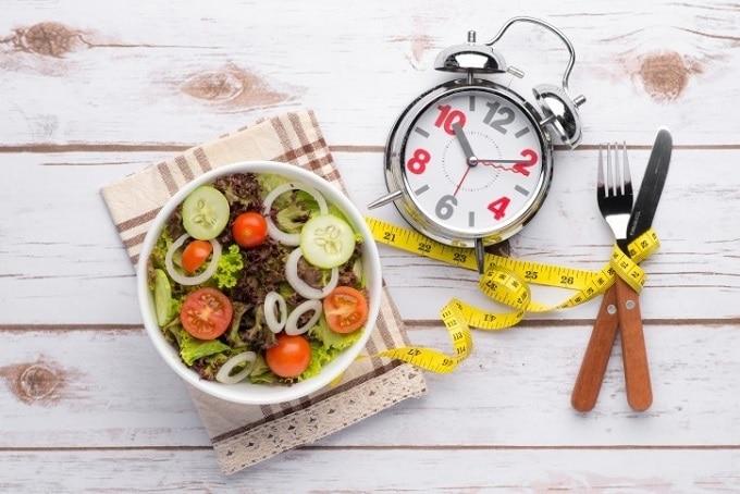 Thực đơn giảm cân cho sinh viên