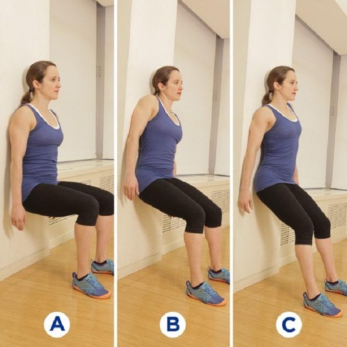 giảm mỡ đùi và mông nhanh