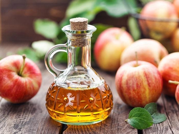 Vì thế hãy uống một ly giấm táo mỗi ngày để giảm cân hiệu quả.