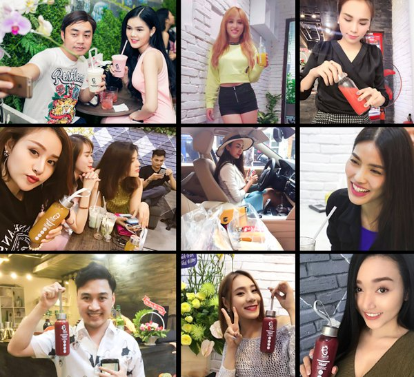 Fresh Saigon giảm cân