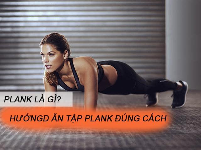 hình ảnh cho plank là gì