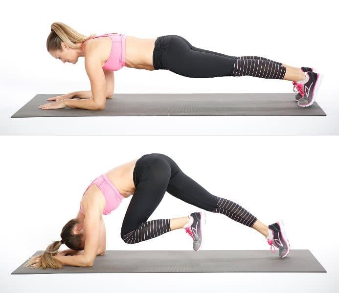 tập plank có tác dụng gì