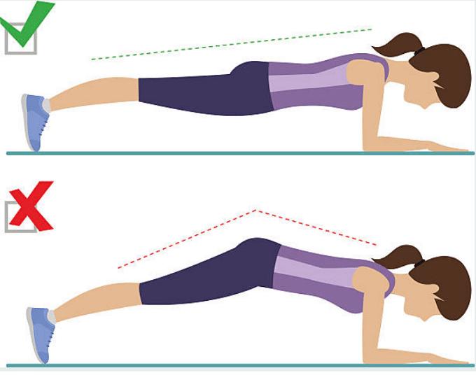 tập plank bao lâu 1 ngày