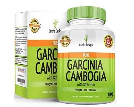 Thuốc giảm cân Garcinia Cambogia.