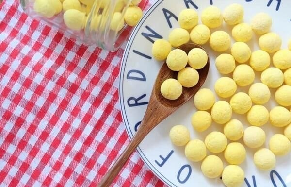 giảm cân bằng tinh bột nghệ và mật ong