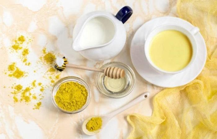 uống nghệ với mật ong có giảm cân không