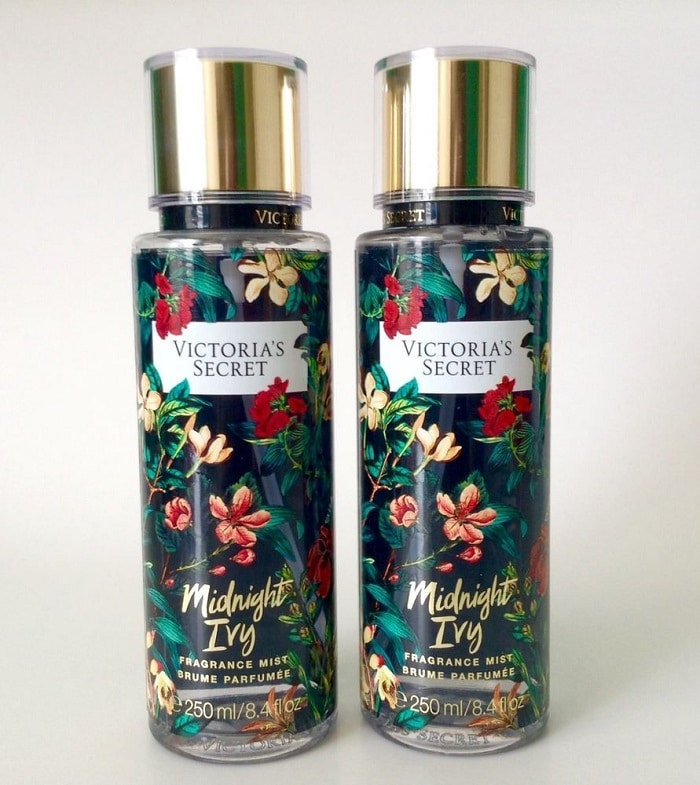 body mist của victoria's secret