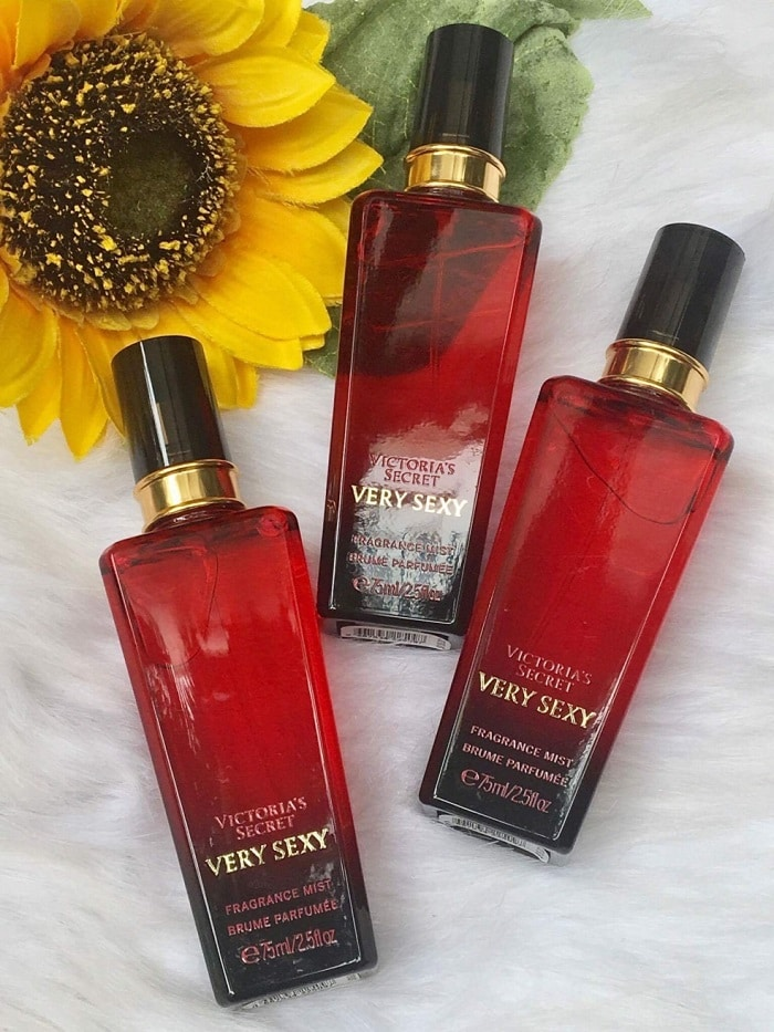 body mist của victoria secret
