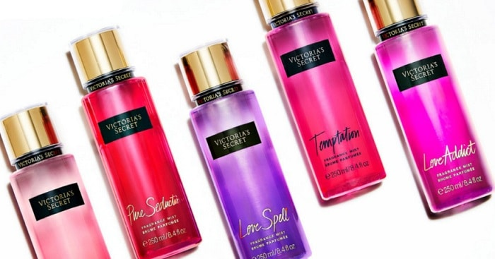 the body mist by victoria's secret