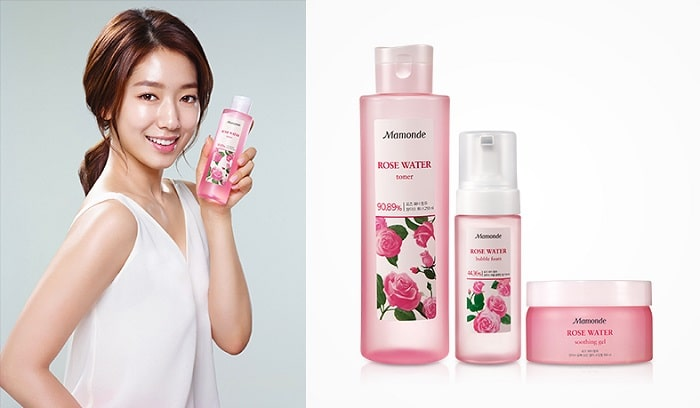 Làm sạch và cung cấp độ ẩm cho da là hai công dụng chính mà nước hoa hồng cần có.