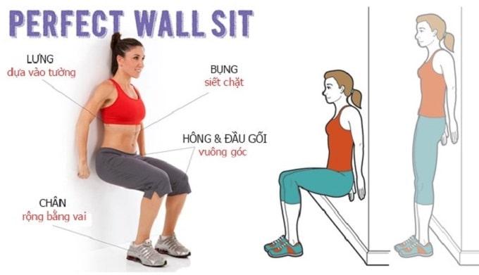 bài tập thể dục giảm cân tại nhà