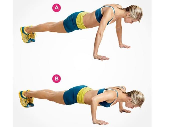 bài tập thể dục giảm cân toàn thân