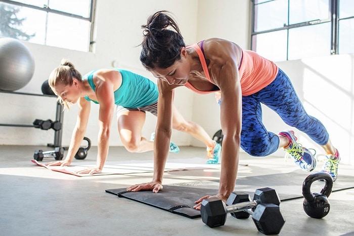 … hay gym và cardio giúp giảm cân nhanh.