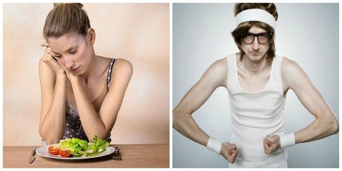 tăng cân nhanh không dùng thuốc
