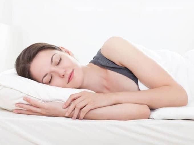Ngủ đủ giấc cũng là một trong những cách tăng cân tự nhiên