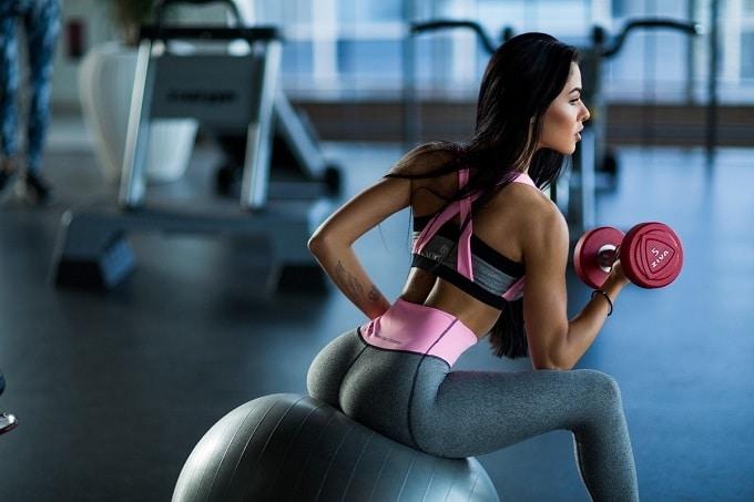 fitness luôn mang đến cho bạn cuộc sống tốt