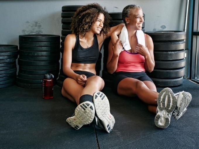 Fitness giảm căng thẳng mệt mỏi