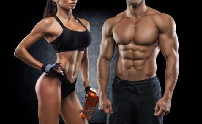 Các Bodybuider thường chú trọng vào những bài tập có mức tạ cao.