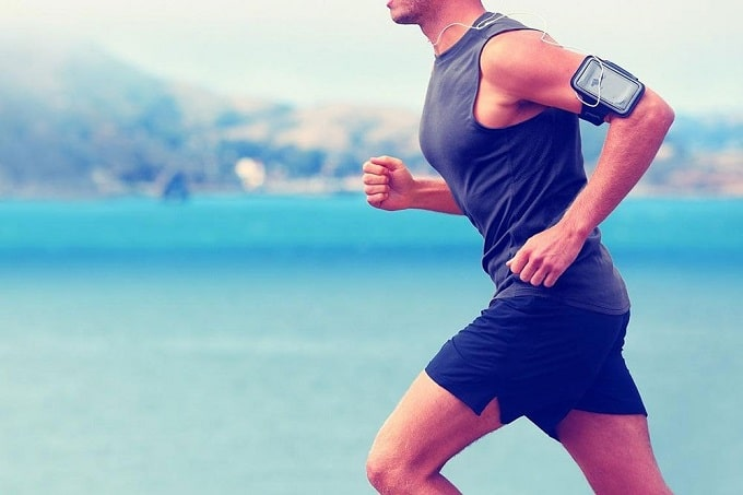 Hình thức tập: chạy bộ, các môn nhảy, các động tác cardio,…