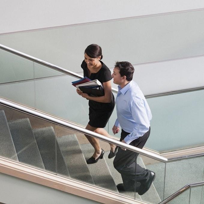 cách giảm cân cho dân văn phòng