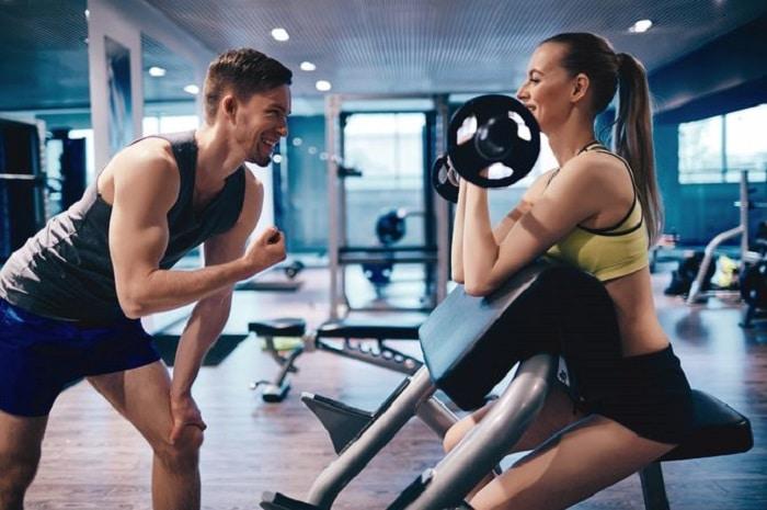 hướng dẫn tập gym cho nữ