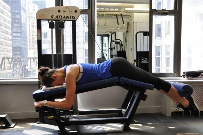 cách tập gym nữ