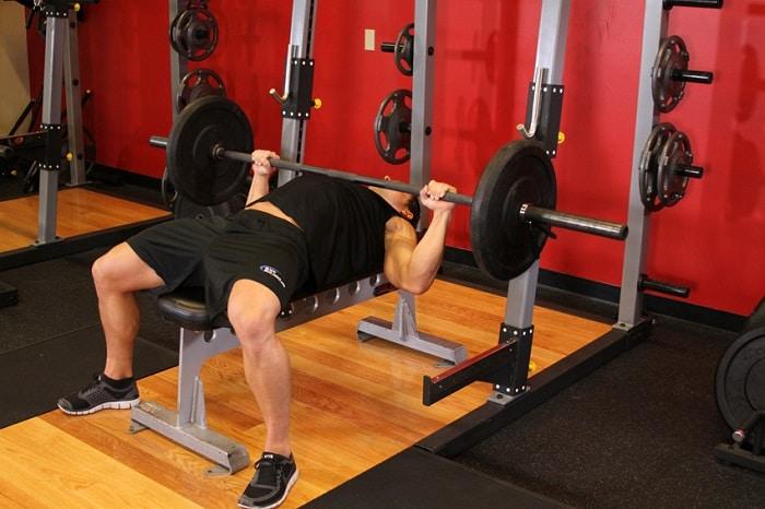 lịch tập gym giảm cân