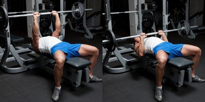 lịch tập gym để giảm cân