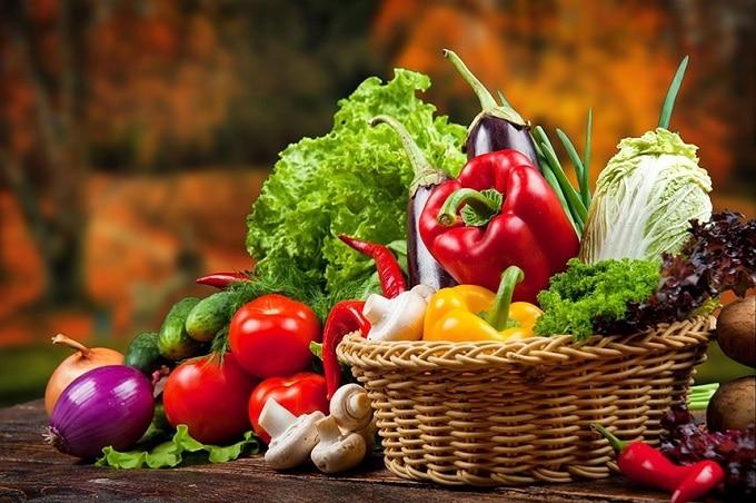 Maltodextrin còn được sản xuất từ các loại rau củ.