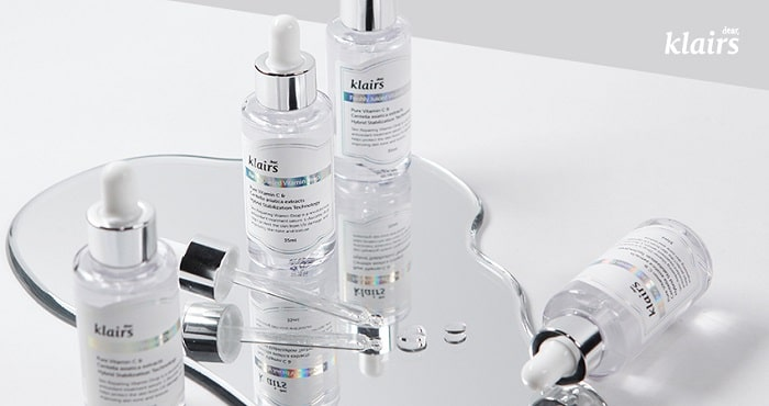 serum klairs vitamin c