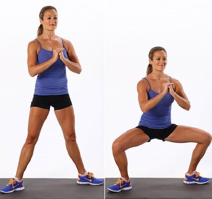 tập squat là gì